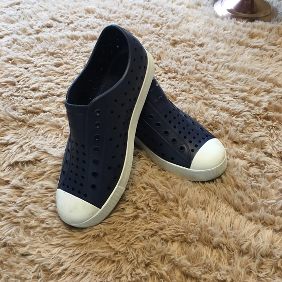 Native brand rubber shoes